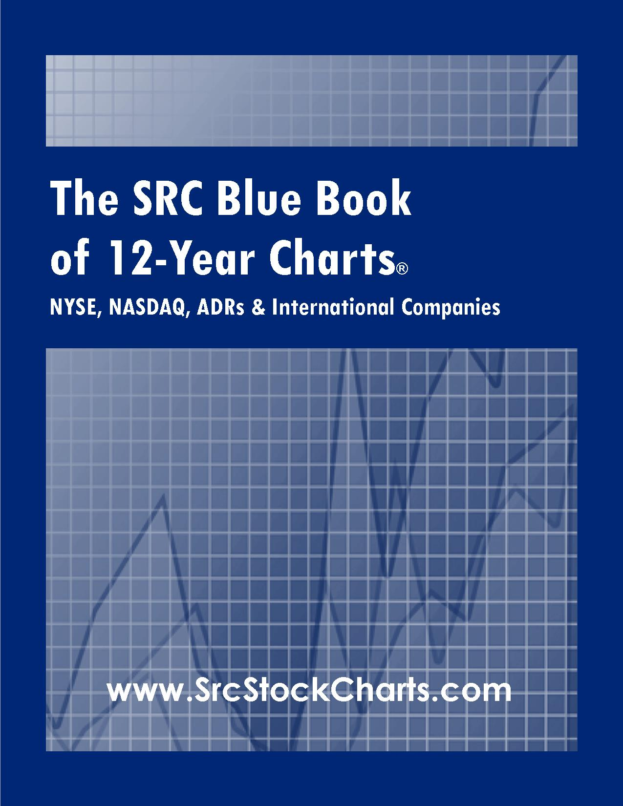 Blue Cover Cookbook : The src blue book of month year charts
